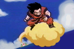 Dragon Ball Z - The Legacy of Goku - FASTER!!! NIBUS FASTER!!! - User Screenshot